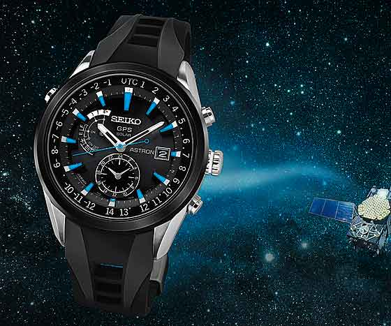 Out of This World: Reviewing the Seiko Astron GPS Watch › WatchTime - USA's No.1 Watch Magazine