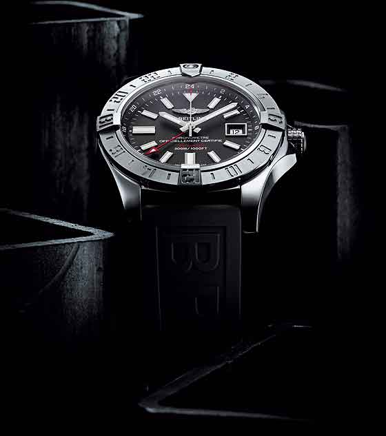 Close Up The Redesigned Breitling Avenger Ii Collection