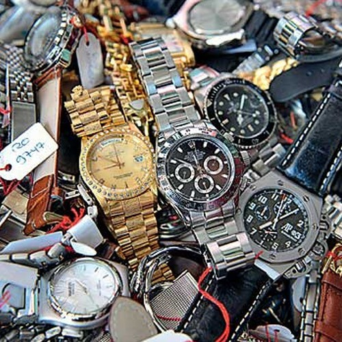 Buyer Beware The Rise Of Counterfeit Luxury Watches On