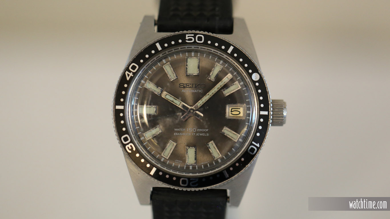 The history of seiko through 12 milestone seiko watches watchtime usa 39 s no 1 watch magazine - Seiko dive watch history ...
