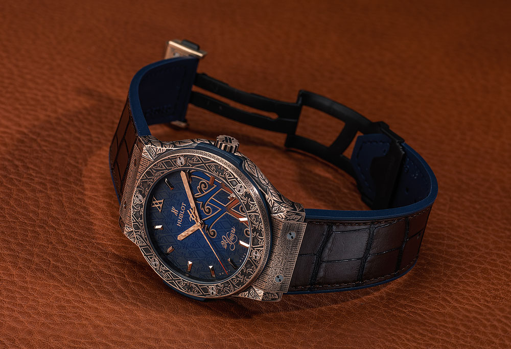 Hublot Celebrates 20 Years of Fuente Fuente OpusX with 3 Classic Fusion Limited Editions